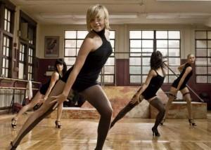 """Фильм """"Слава"""". Танцующие красотки."""