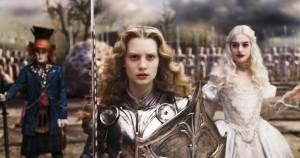 фильм Алиса в стране чудес