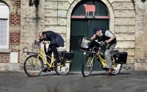 Гонки на велосипедах по Франции