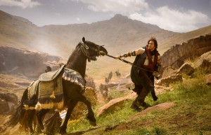 Колоритные персонажи и потрясающие пейзажи ждут зрителей фильма