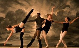 Уличные танцы и балет