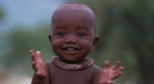 Малыш из Намибии