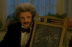 """Эйнштейн в фильме """"Щелкунчик и Крысиный король 3D"""""""