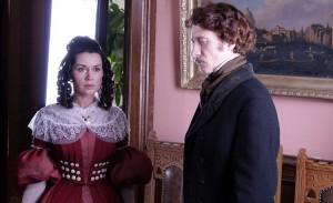Анастасия Заворотнюк снялась в фильме про Гоголя