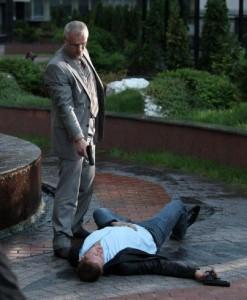 """Кадры из фильма """"Солдат любви"""""""